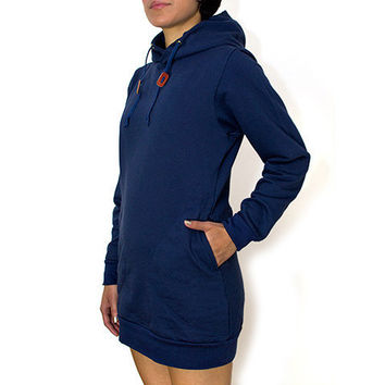 Riding Hooded Dress