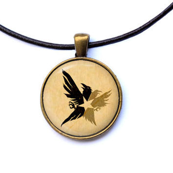inFamous Second Son necklace Guardian pendant gamer jewelry