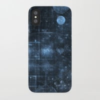 Space and Time iPhone Case by lyle58