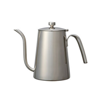 Kinto pour over coffee crane kettle 900ml stainless steel Japanese design