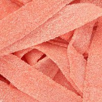 Sweet Factory Online Candy Store | America's Favorite Candy Store Sour Power Pink Lemonade Candy Belts - 6.6 Lb. Bag Sweet Factory Online Candy Store | America's Favorite Candy Store