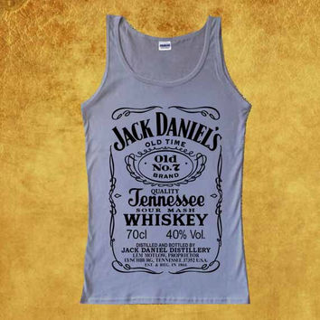 Jack daniels best seller for Tank top Mens and Tank top Girls