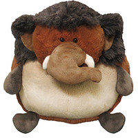 Squishable Woolly Mammoth: An Adorable Fuzzy Plush to Snurfle and Squeeze!
