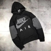 ONETOW Day-First? Nike AIR Fashion Sport Fashion Top Sweater Pullover Hoodie