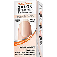 Sally Hansen Salon Effects French Mani Nail Polish Strips Pink Macroon Ulta.com - Cosmetics, Fragrance, Salon and Beauty Gifts