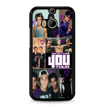 Dolan Twins 4Ou Collage HTC M8 Case