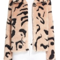 Shrimps Bingo Faux Fur Jacket | Nordstrom