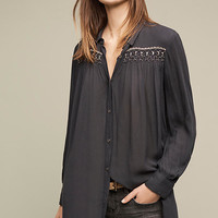 Beulah Buttondown Tunic