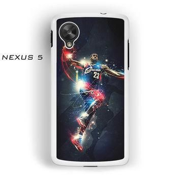 Michael Jordan Slam Dunk For Nexus 4/Nexus 5 Phone case ZG