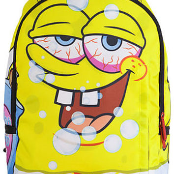 The Spongebob Partypants Backpack in Yellow