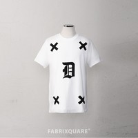 Mens DX Dx4 Short Sleeve T-Shirt at Fabrixquare