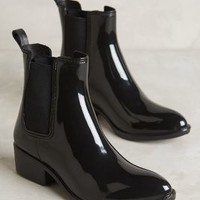 Jeffrey Campbell Stormy Chelsea Boots in Black Size: