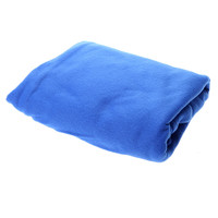 Fleece Snuggie Blanket with Sleeves