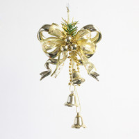 Christmas Decoration Jingle Bells Festival Party Xmas Tree Ornament (Size: 25 cm)  [9416309124]
