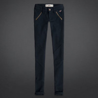 Hollister Ponte Knit Jegging