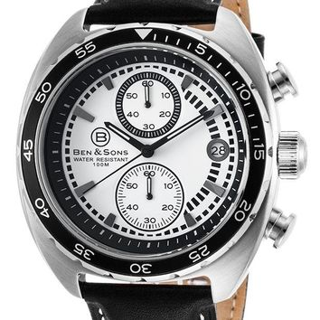 Ben and Sons Pantera Chronograph Mens Watch BS-10021-02-BLKA