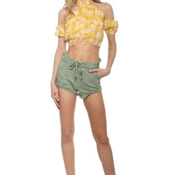 Tularosa Spencer Crop Top