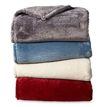 Colormate Fluffy Blanket