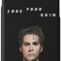 'lose your mind -stiles-' iPhone Case/Skin by bedtimeluke