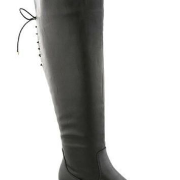 Picasso Lasso Over The Knee Boots