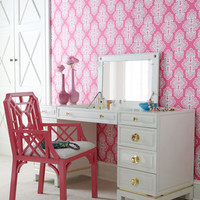 """Lilly Pulitzer Home """"Aster"""" Vanity - Horchow"""