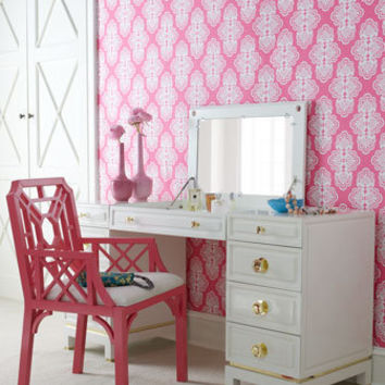 "Lilly Pulitzer Home ""Aster"" Vanity - Horchow"