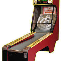 Skee-Ball Alley