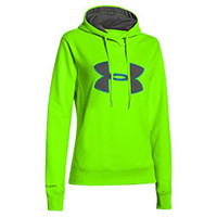 Women's Under Armour Big Logo Applique Hoodie