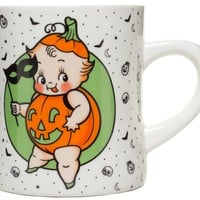 SOURPUSS KEWPIE PUMPKIN MUG