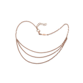 3 CHAIN ANKLET