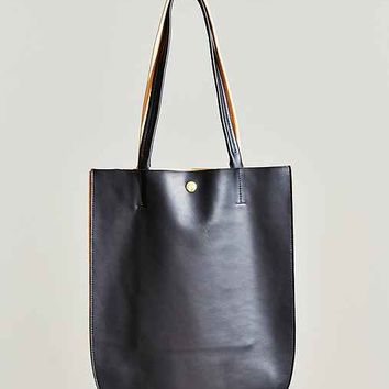 Minor History Half Moon Tote Bag