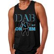 Dab on em Cam Newton Big Will  Mens Jersey Tanktop