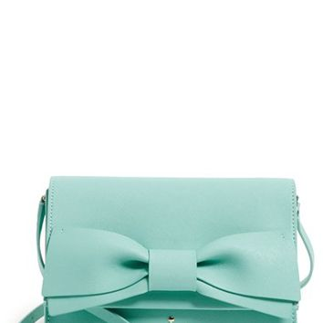 kate spade new york 'clement street - francie' textured leather clutch | Nordstrom