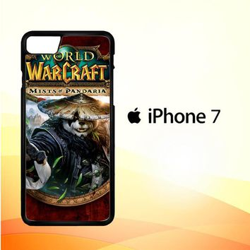 World of Warcraft Guardian Druid Mists of Pandaria Z0652 iPhone 7 Case