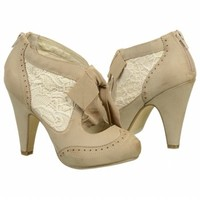 Women's Not Rated Three Little Birds Cream Shoes.com
