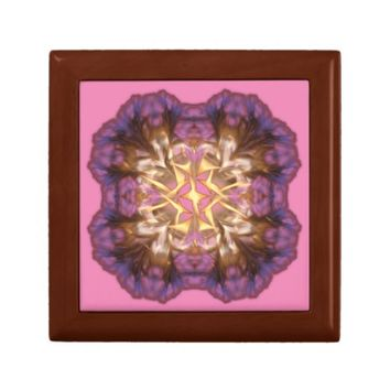 Sacred Geometry Keepsake Box