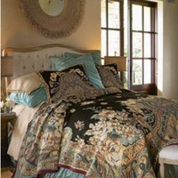 Ariya Coverlet - Tapestry Bedspread, Coverlets, Bedding, Home Drcor | Soft Surroundings