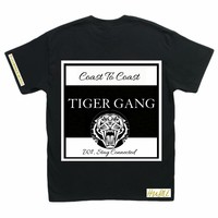 T-Shirt - Tiger Gang Coast to Coast