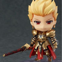 Fate Stay Night Gilgamesh Anime Action Figure