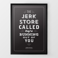 Jerk Store by Signfeld at Firebox.com
