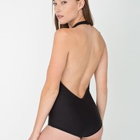 Halter One Piece Swimsuit