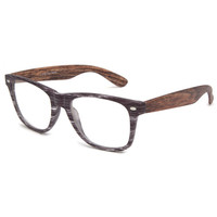 Blue Crown Bali Wood Sunglasses Wood One Size For Men 22493546101