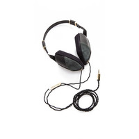 Molami Pleat Collapsible Headphones - Black/Gold