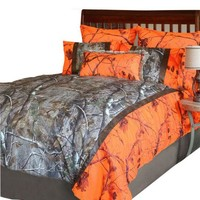 Realtree AP Blaze/AP 4-Piece Bedding Set