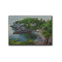 Moonrise Kingdom Canvas Painting