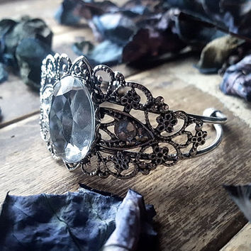 Meiradith Forest Elf Inspired Bangle Bracelet