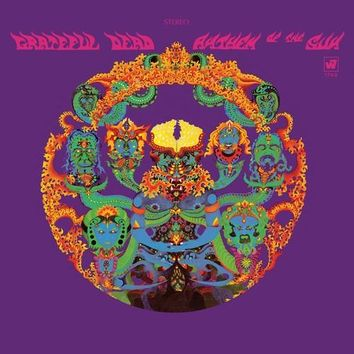 Anthem Of The Sun (50th Anniversary Deluxe Edition) - The Grateful Dead, CD