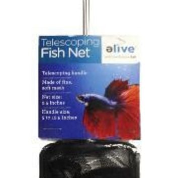 DCCKU7Q Elive Betta Telescopic Fish Net