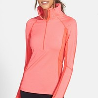 Women's Under Armour ColdGear Cozy Neck Half Zip