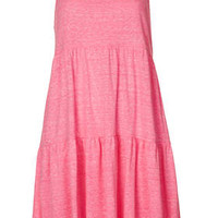 Tall Tiered Tunic - Pink